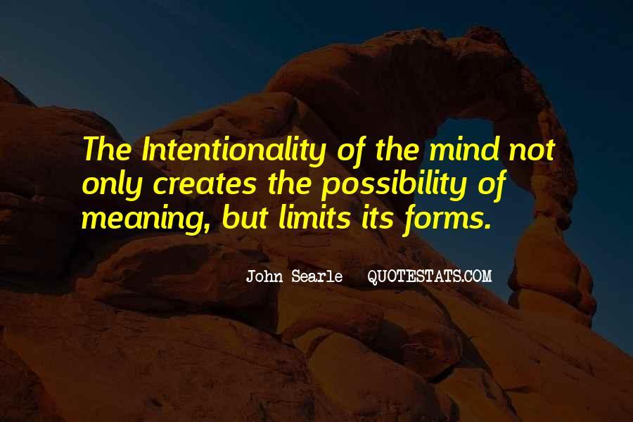 John Searle Quotes #241578