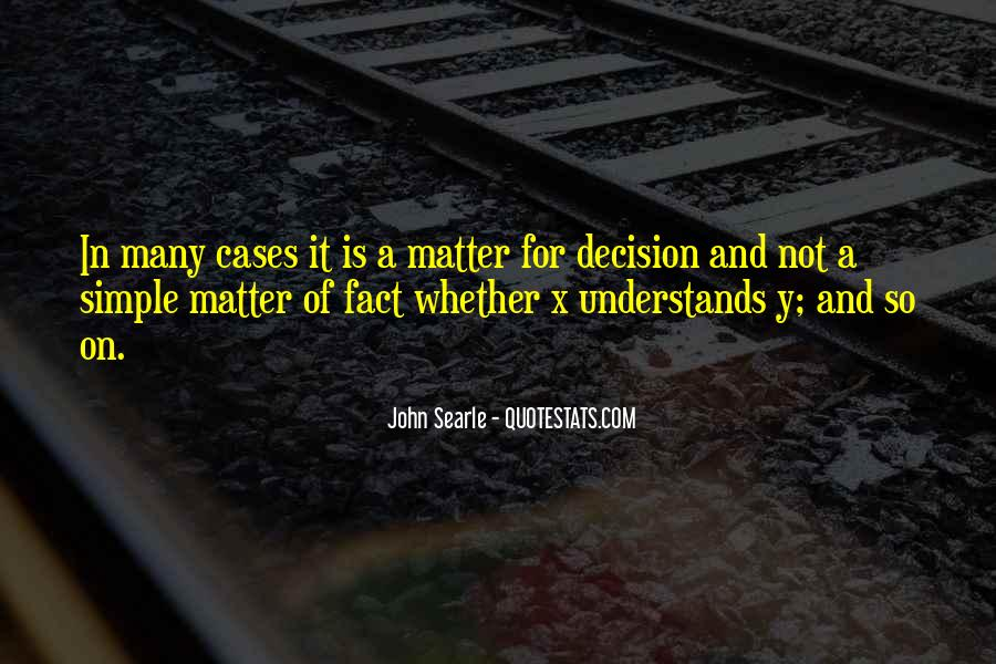 John Searle Quotes #384936