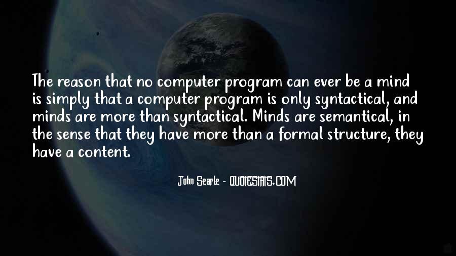 John Searle Quotes #499625