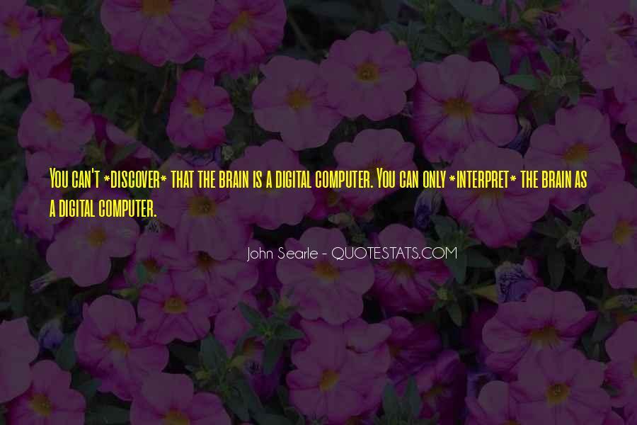 John Searle Quotes #699328