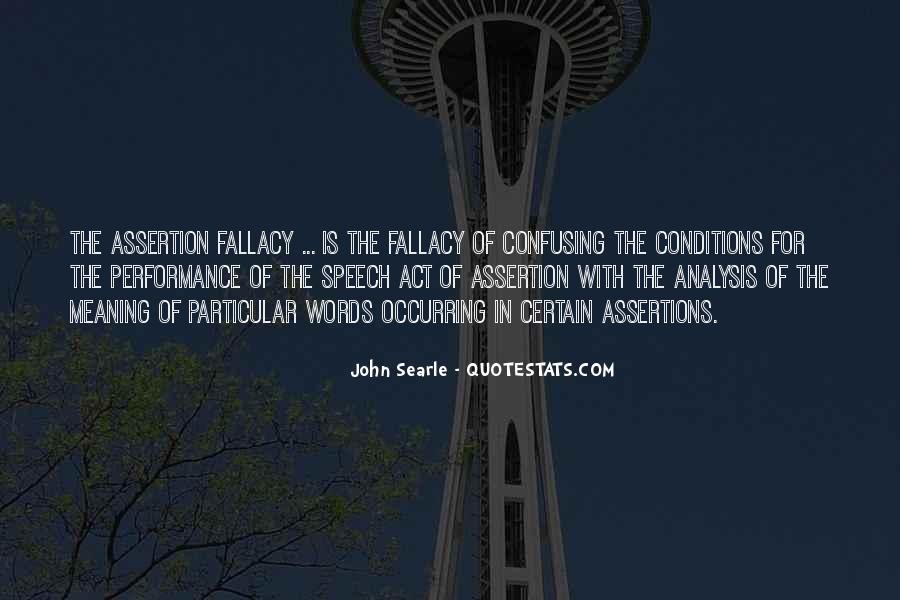 John Searle Quotes #71259