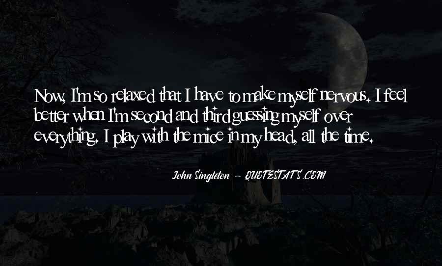 John Singleton Quotes #1740773