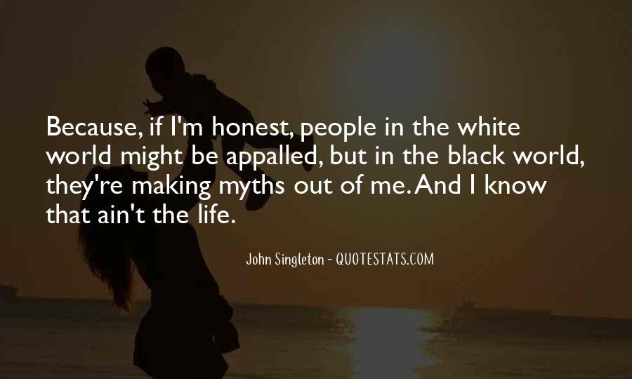 John Singleton Quotes #605643