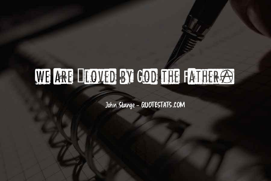 John Stange Quotes #1539971