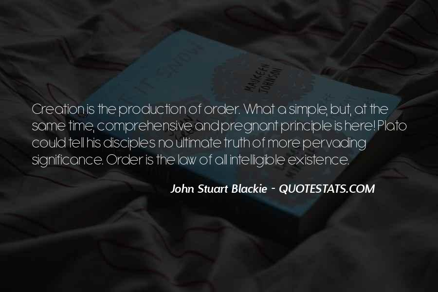 John Stuart Blackie Quotes #209243