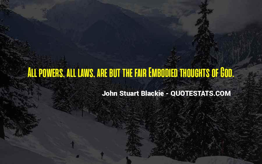 John Stuart Blackie Quotes #302096