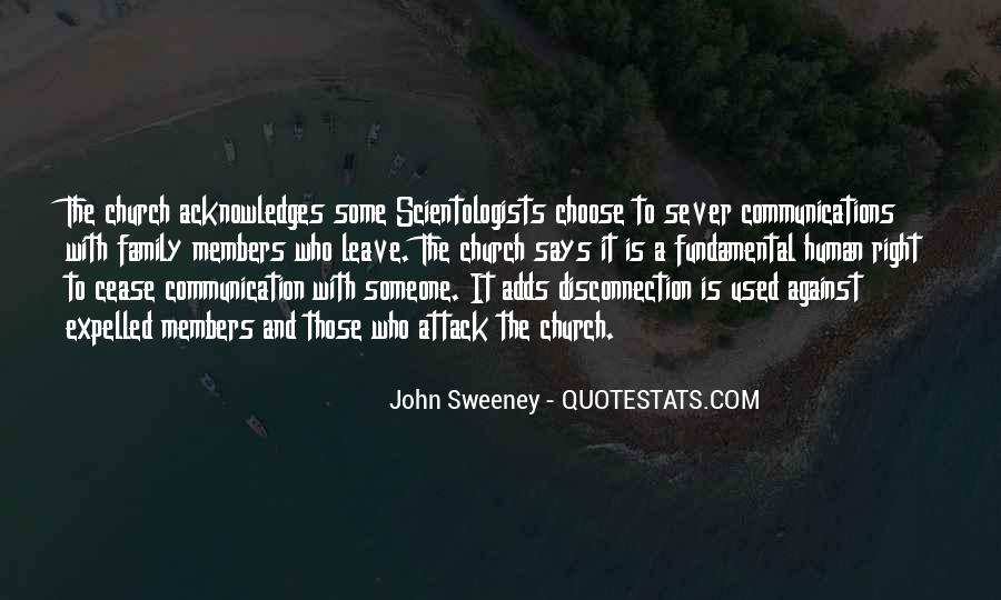 John Sweeney Quotes #1358498