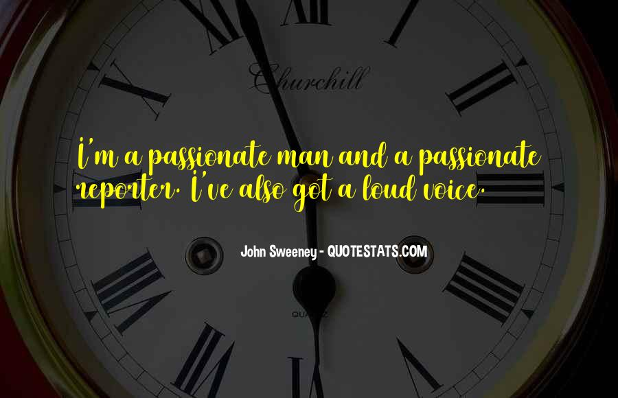 John Sweeney Quotes #1440413