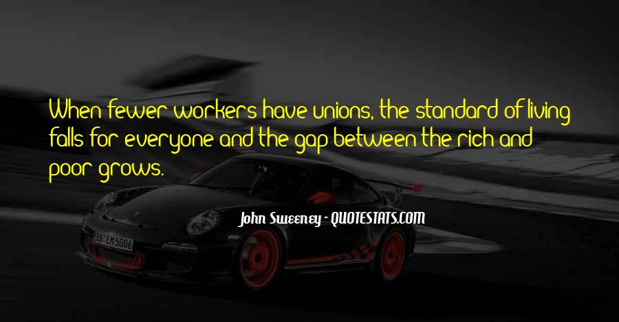 John Sweeney Quotes #1504839