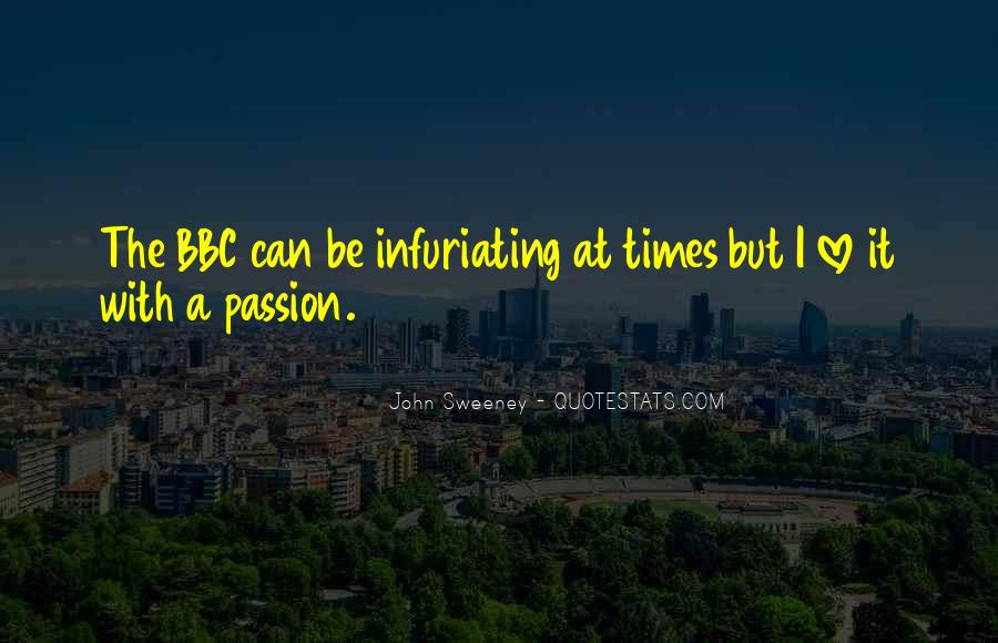 John Sweeney Quotes #369121