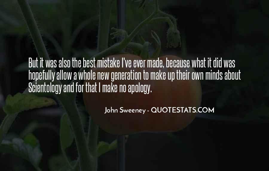 John Sweeney Quotes #408640