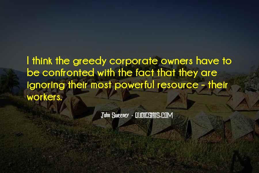 John Sweeney Quotes #657357