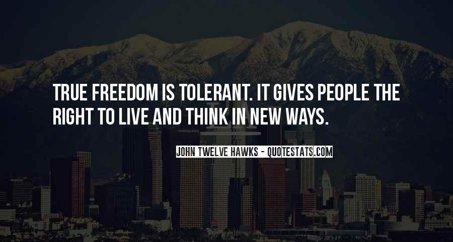 John Twelve Hawks Quotes #1642739