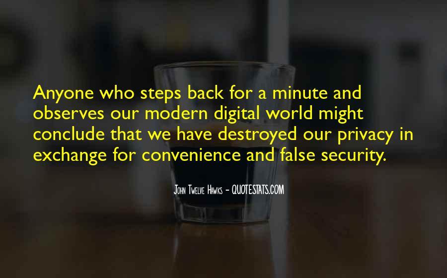 John Twelve Hawks Quotes #736626