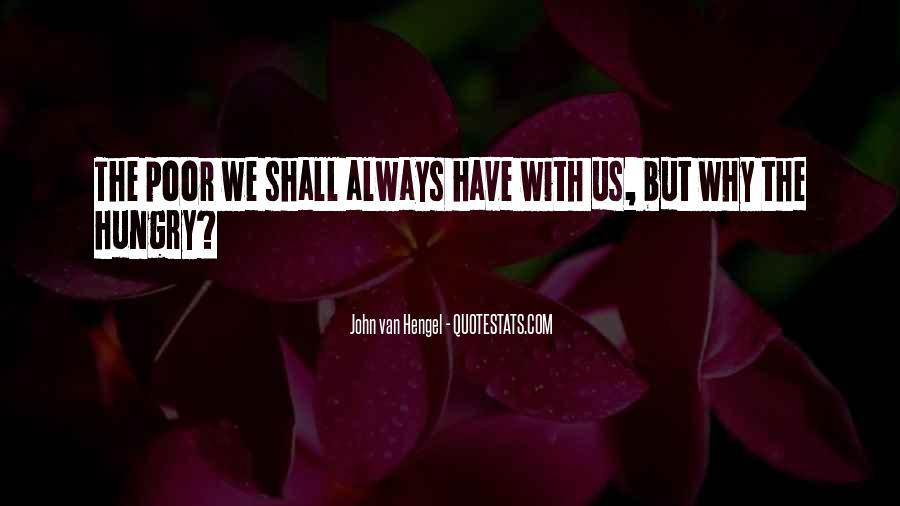 John Van Hengel Quotes #1025855
