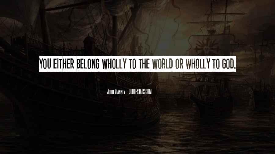 John Vianney Quotes #1136158