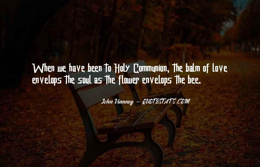 John Vianney Quotes #1154164
