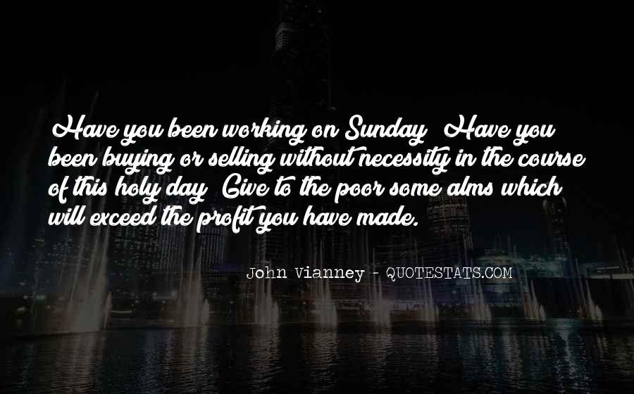 John Vianney Quotes #1321534