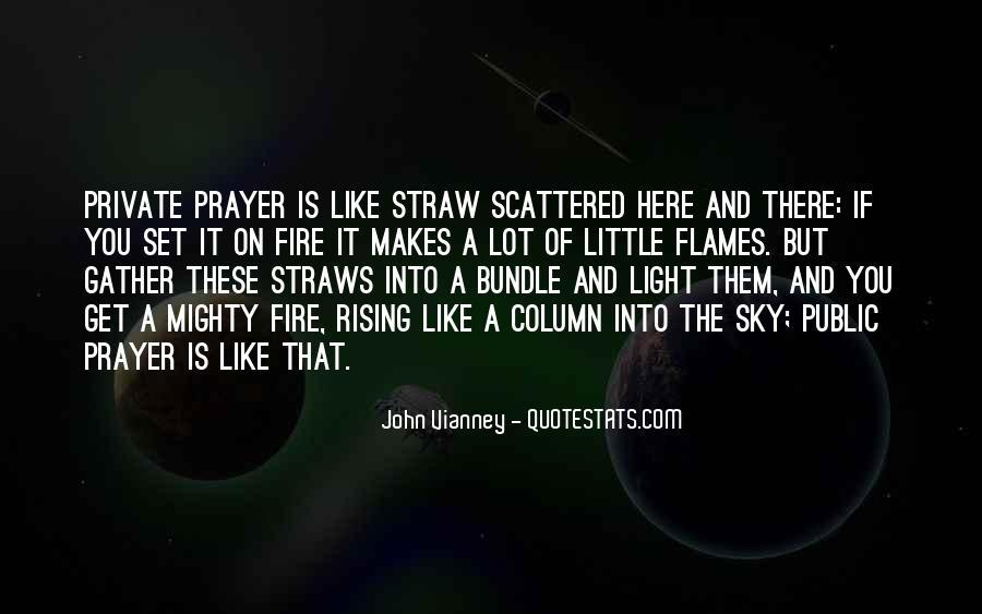 John Vianney Quotes #1504520