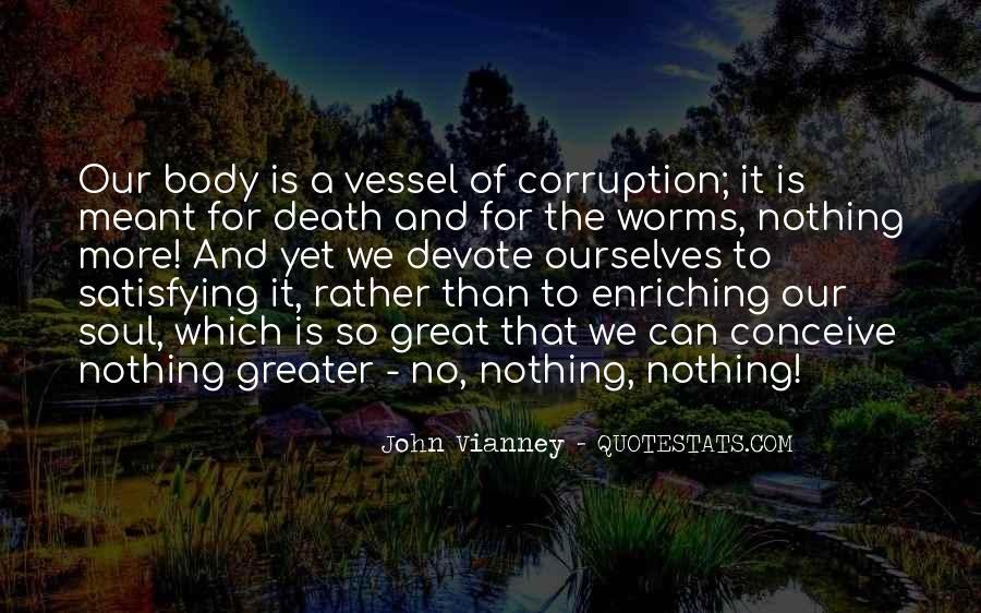 John Vianney Quotes #277334