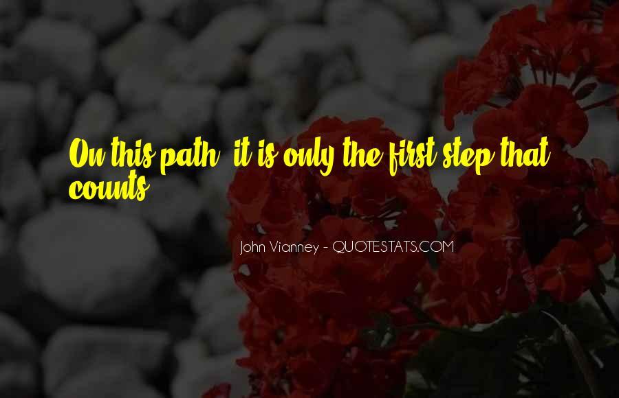 John Vianney Quotes #460627