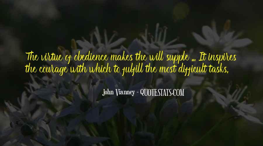 John Vianney Quotes #828831