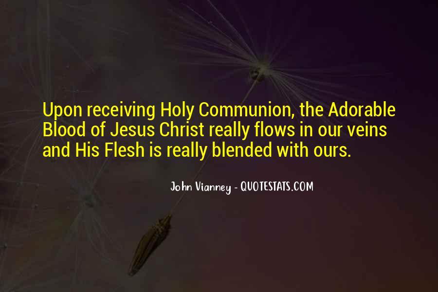 John Vianney Quotes #876063