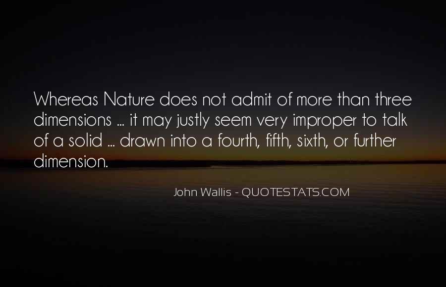 John Wallis Quotes #1724012