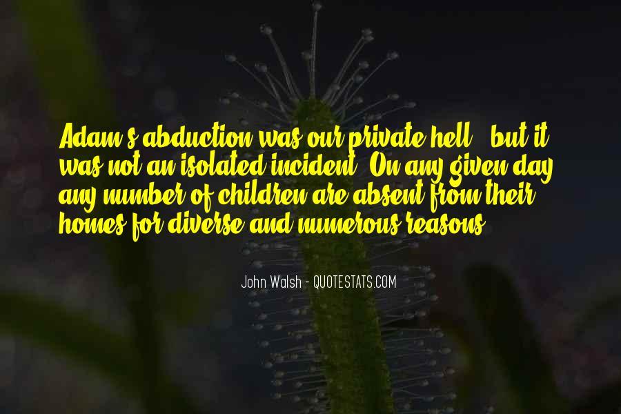 John Walsh Quotes #376082