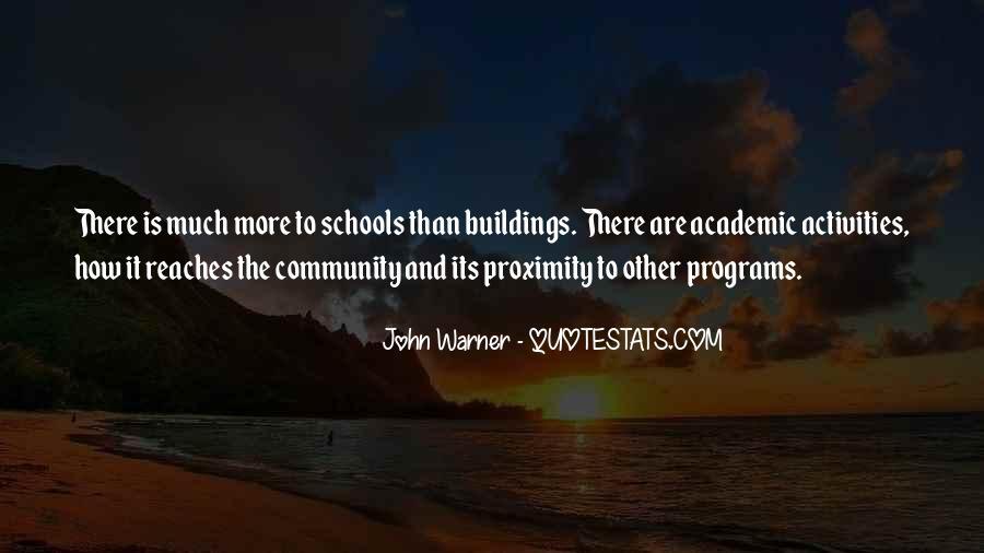 John Warner Quotes #1396001