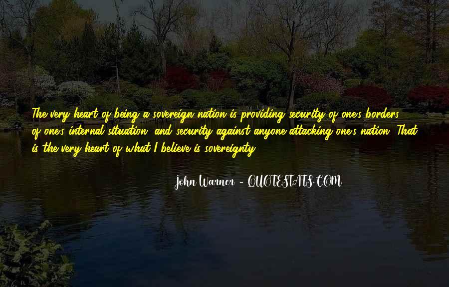 John Warner Quotes #583712
