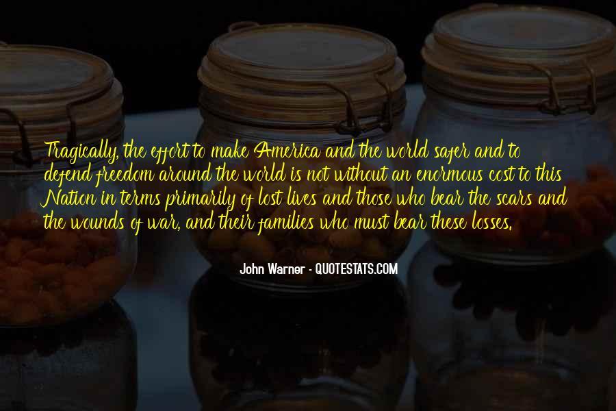 John Warner Quotes #667120