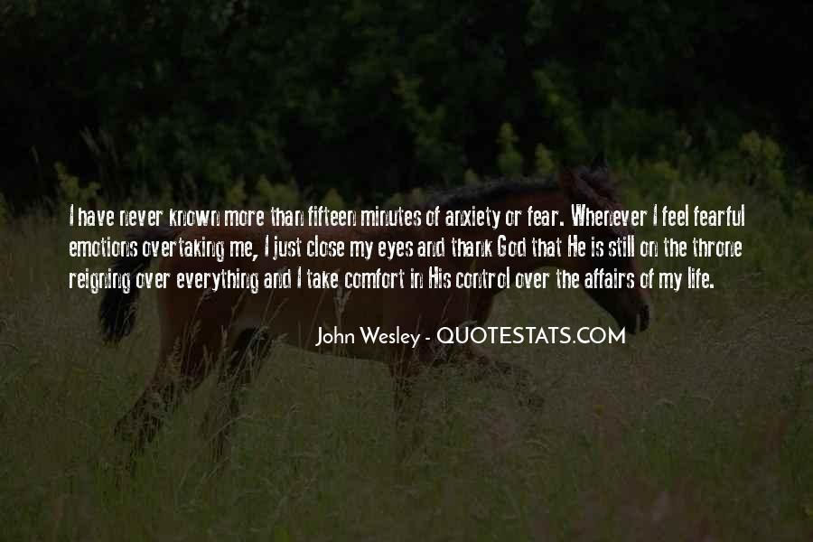 John Wesley Quotes #100325