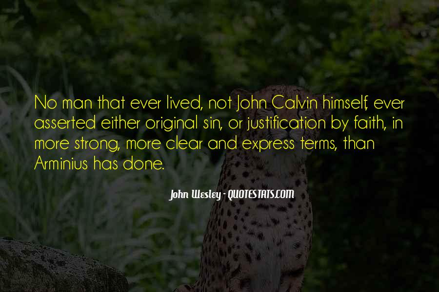 John Wesley Quotes #1005698