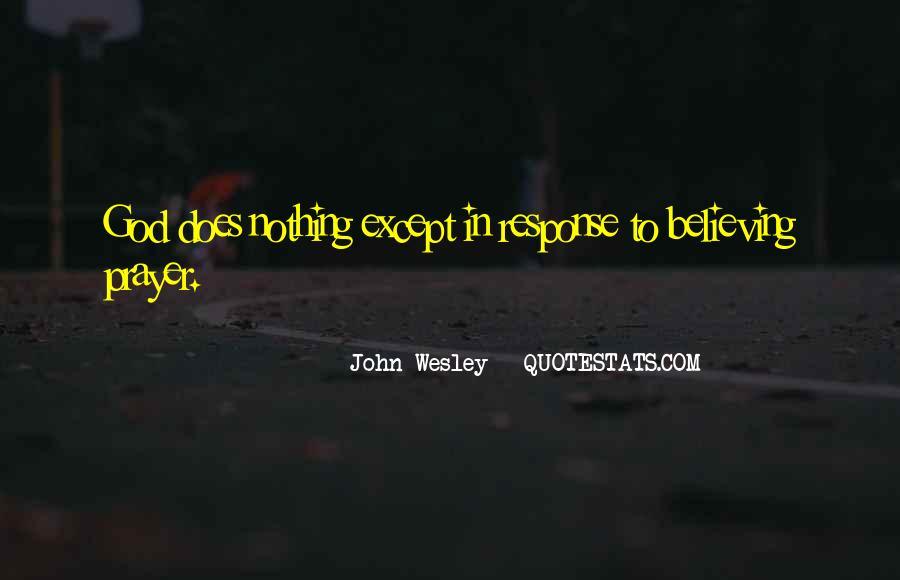 John Wesley Quotes #1228222