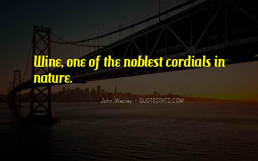 John Wesley Quotes #1275624