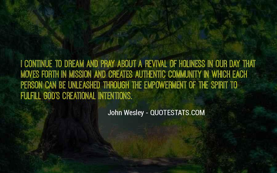 John Wesley Quotes #1298614