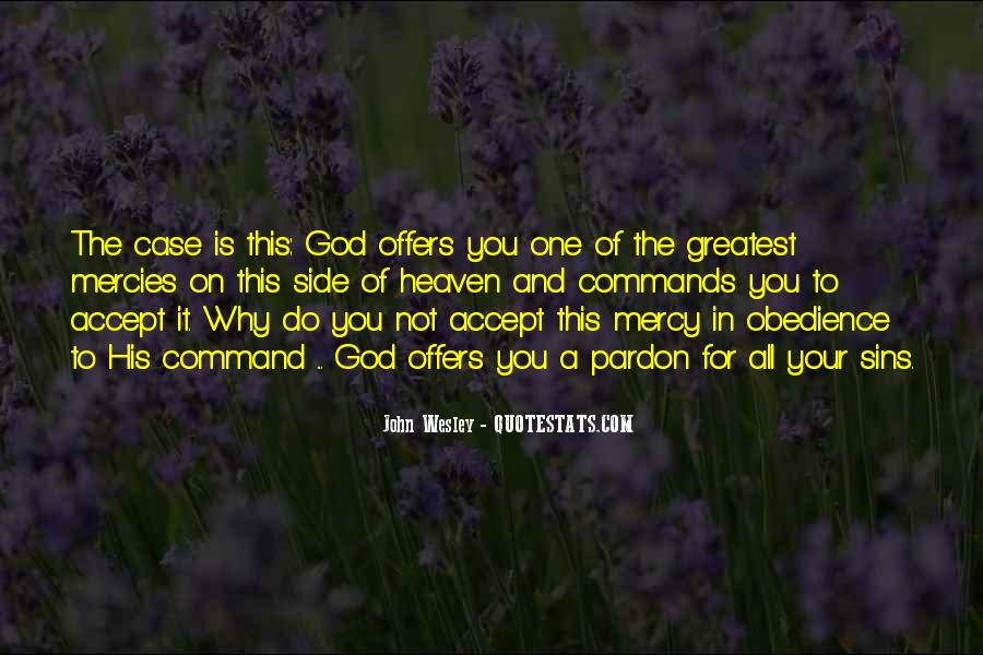 John Wesley Quotes #1412134
