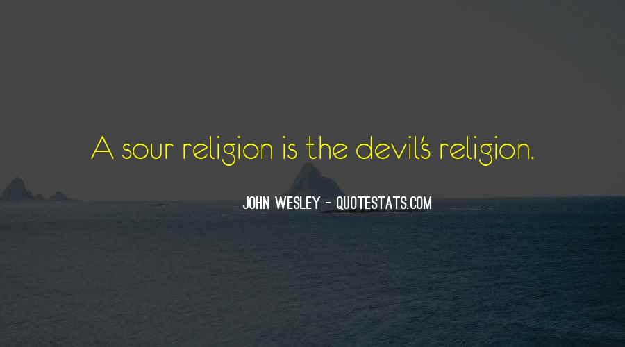 John Wesley Quotes #1418274