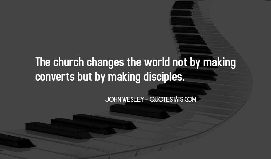 John Wesley Quotes #1435331