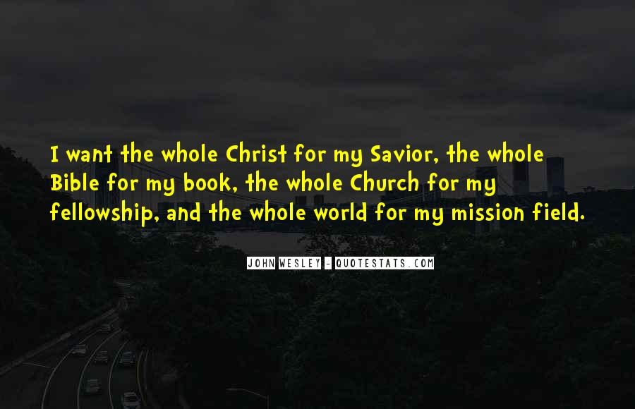 John Wesley Quotes #1463012