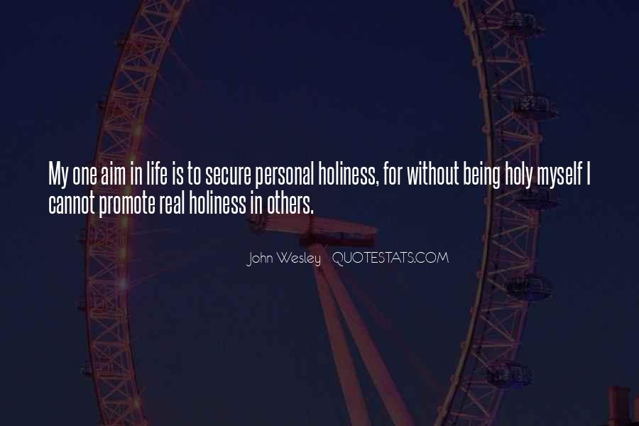 John Wesley Quotes #1469289