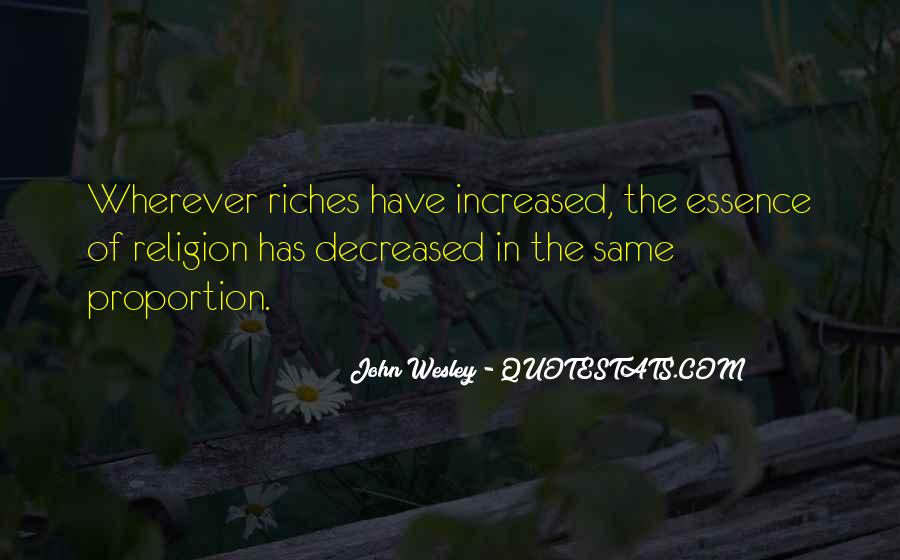 John Wesley Quotes #149604