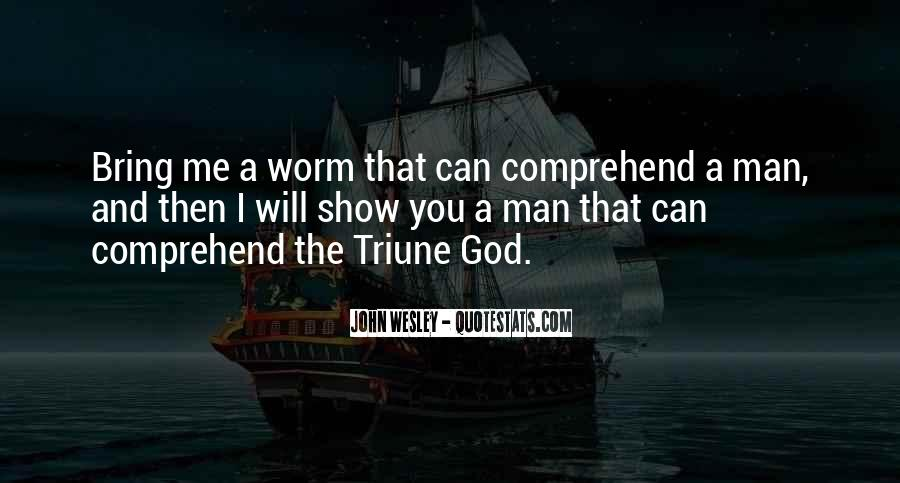 John Wesley Quotes #15423