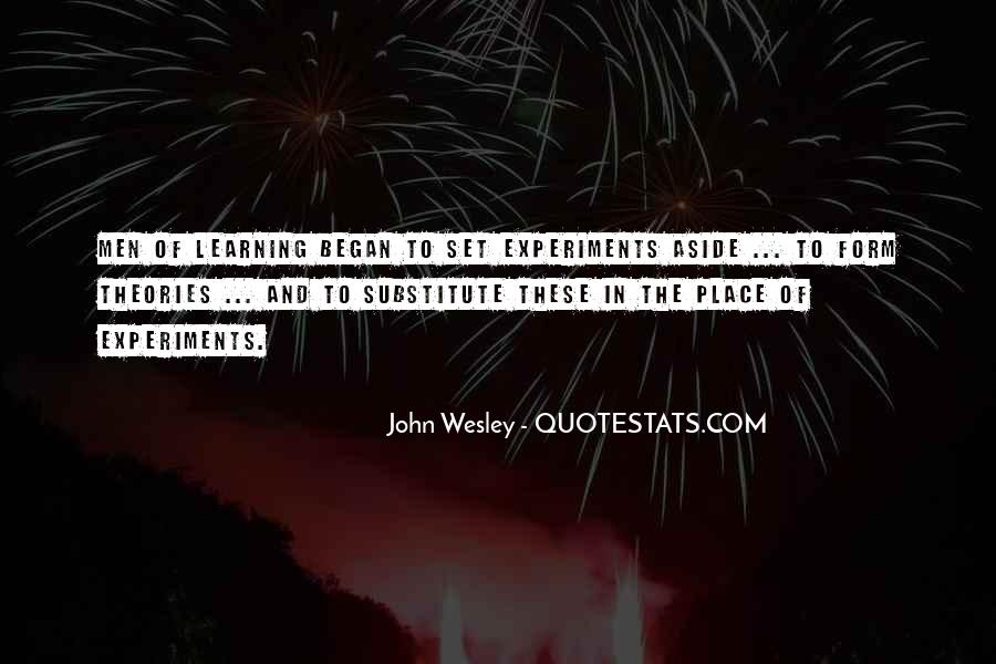 John Wesley Quotes #1658917