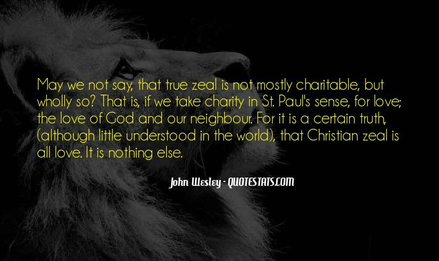 John Wesley Quotes #1755102