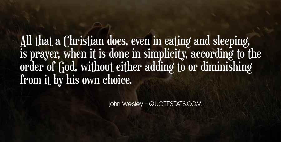 John Wesley Quotes #1790313