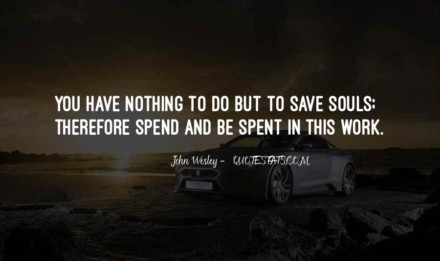 John Wesley Quotes #252555