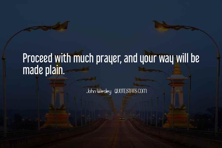 John Wesley Quotes #315561