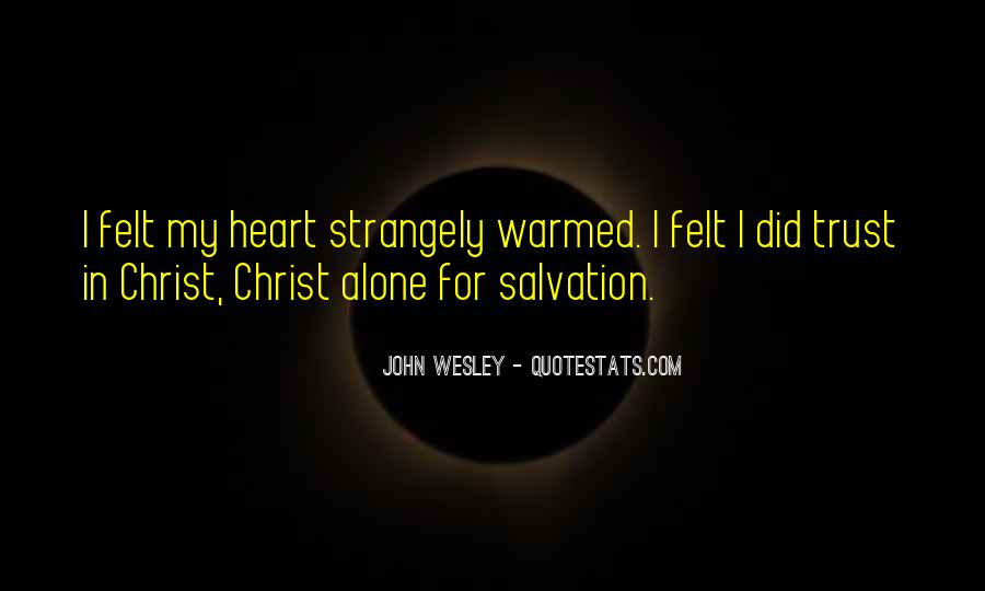 John Wesley Quotes #359594